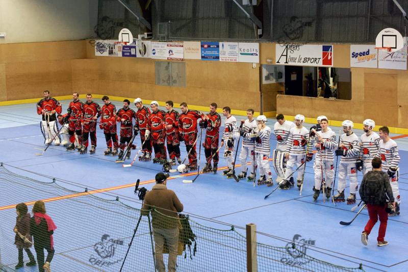 Olivier boutonnet photographie hy nes vs hawks lite - 8eme de final coupe de france ...